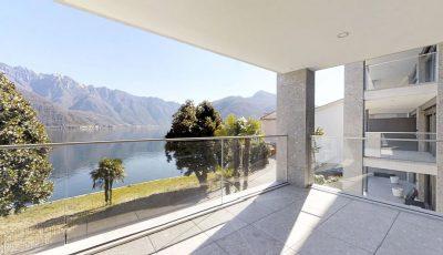 Residenza Villa Branca – Melide – 3.5 Zimmer – 2. OG 3D Model