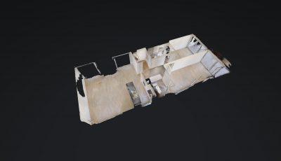 3.5 Zimmer Attikawohnung C3.2 3D Model