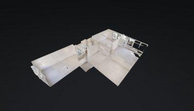 Büro, 114m2, 2. OG – Avenue de la Gare 28, 1950 Sion 3D Model