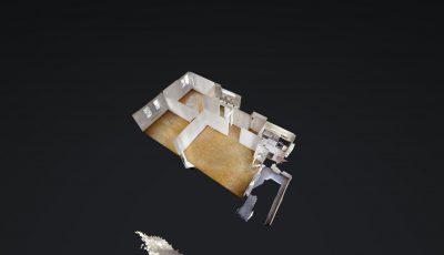 3.5 ZWG, 1. OG – Linsebühlstrasse 103, 9001 St. Gallen 3D Model