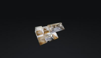 Neuvermietung nach Gesamtsanierung 3D Model