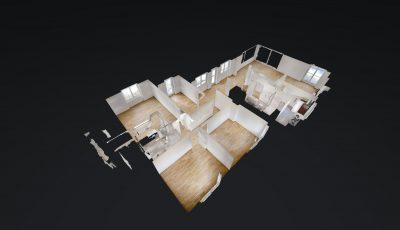 Schulstrasse 20, 5.5 ZW DG 3D Model