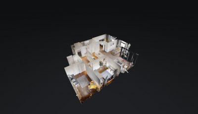 Kindhausen Musterwohnung 4.5 Zimmer WHG 102 3D Model