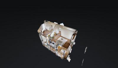 Kindhausen Musterhaus 36H inkl. Keller 3D Model
