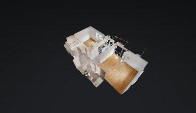 Die Liegenschaftsverwalter AG – 2.5 ZW 1. OG rechts-St. Karlistrasse 54, 6004 Luzern 3D Model