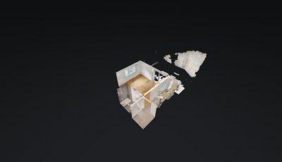 Die Liegenschaftsverwalter AG – 1.5 ZW 1. OG rechts-St. Karlistrasse 54, 6004 Luzern 3D Model
