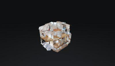 Villino Colombo – Busto Arsizio 3D Model