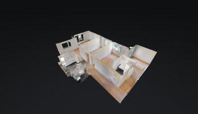 Helvetia – 4.5-Zimmer-Wohnung, 2. OG 3D Model