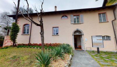 Museo Castello San Materno – Ascona 3D Model